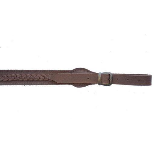 Curea arma Magnum Outdoor piele impletita