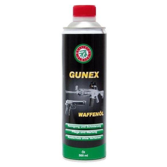 Ulei arma Gunex Special Oil 500 ml
