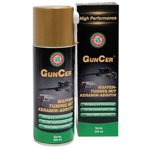 Ulei special arma cu ceramica GunCer Tuning