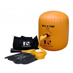 Cric perna aer, balon pneumatic pentru masini de teren, 3 tone, umflare gaze esapament