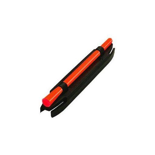Catare fibra optica HiViz S200-R cu magnet pentru arme cu alice