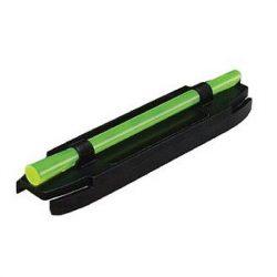 Catare fibra optica HiViz S400-G cu magnet arma cu alice verde