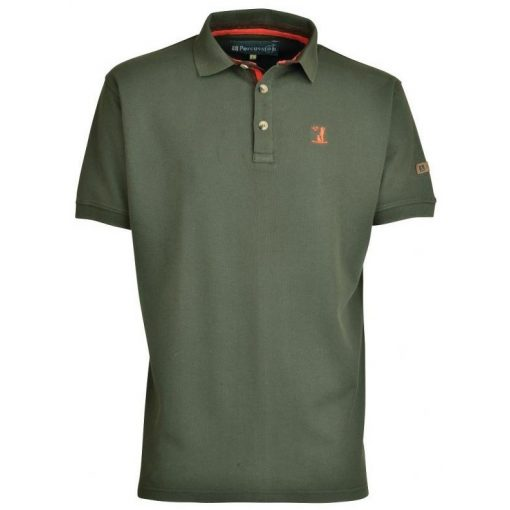 Tricou Polo Brode Chasse Percussion